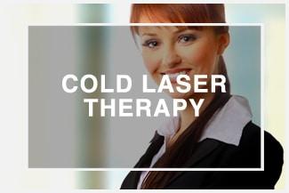 Cold Laser Therapy Symptom Box